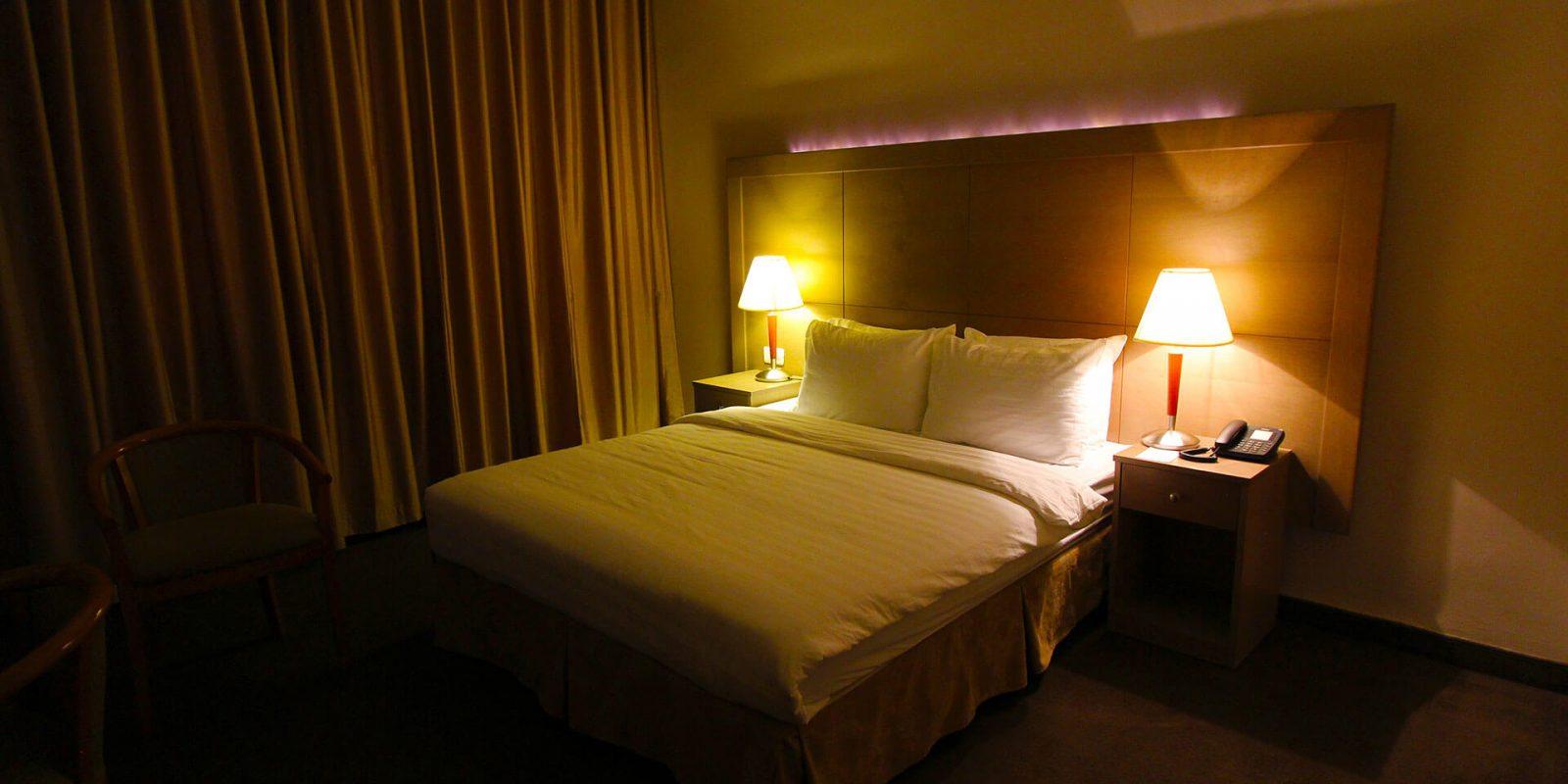 Ritz hotel_Standard Double Room (2)