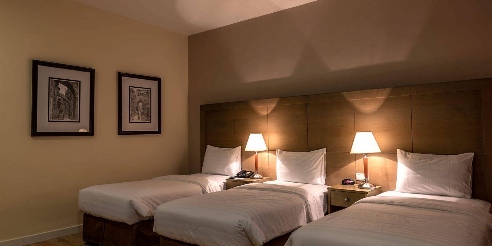 Ritz hotel_Standard Triple Room (1)