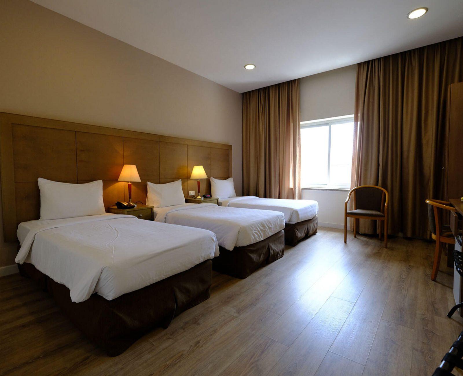 Ritz hotel_Standard Triple Room (5)